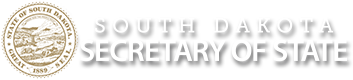 South Dakota Secretary of State logo