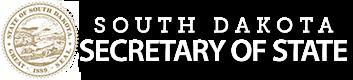 South Dakota Secretary of State logo